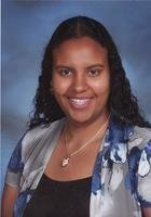 A photo of Tanya, a tutor from Brown University