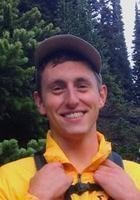 A photo of Matthew, a tutor from University Puget Sound