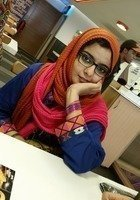 A photo of Virdah, a tutor from NED University of Engineering and Technology