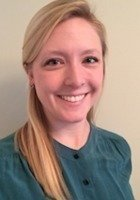 A photo of Liz, a tutor from Washington University in St Louis