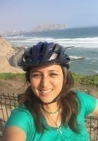 A photo of Susana, a tutor from Universidad de Lima