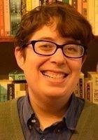 A photo of Elsbeth, a tutor from Warren Wilson College
