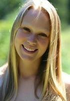 A photo of Maggie, a tutor from Amherst College
