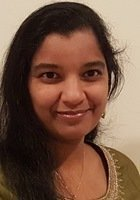 A photo of Madhuri, a tutor from Government college for women India