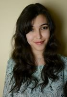 A photo of Meriam, a tutor from Loyola University-Chicago