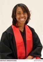 A photo of Vontriska, a tutor from Winston Salem State University