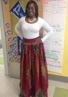 A photo of Ashanti, a tutor from Mercy College