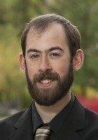 A photo of Davis, a tutor from Eastern Washington University