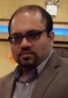 A photo of Sayeef, a tutor from CUNY Brooklyn College