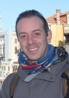 A photo of Riccardo, a tutor from University of Florence, Italy