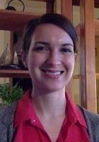 A photo of Jacqui, a tutor from Lewis & Clark College
