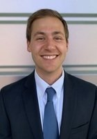 A photo of Jake, a tutor from Washington University in St Louis
