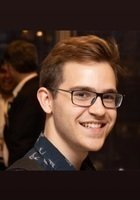 A photo of Nicholas, a tutor from Seton Hall University