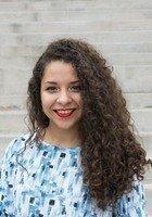 A photo of Susana, a tutor from Arizona State University