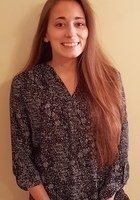 A photo of Carley, a tutor from Duquesne University