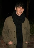 A photo of Joseph, a tutor from Hiram College