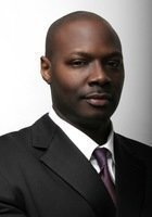 A photo of Kwame, a tutor from Mississippi State University