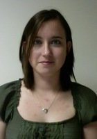 A photo of Kalee, a tutor from Central Michigan University