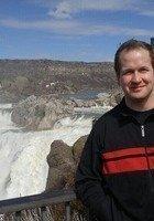 A photo of David, a tutor from Washington State University