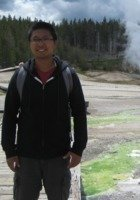 A photo of Jimmy, a tutor from University of California-San Diego