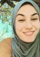 A photo of Nura, a tutor from University of South Florida