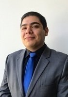 A photo of Juan, a tutor from Joliet Junior College