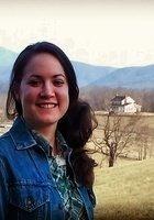 A photo of Caroline, a tutor from Liberty University