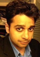 A photo of Rushil, a tutor from Rutgers University-Newark