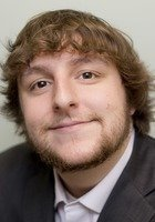 A photo of James, a tutor from SUNY Geneseo