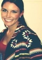 A photo of Mary Kate, a tutor from Seton Hill University