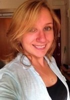 A photo of Kelly, a tutor from SUNY College at Cortland