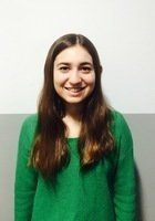 A photo of Katherine, a tutor from Columbia University in the City of New York
