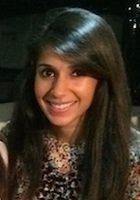 A photo of Sabina, a tutor from Case Western Reserve University