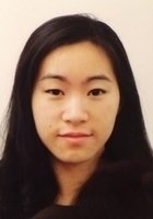 A photo of June, a tutor from Brown University