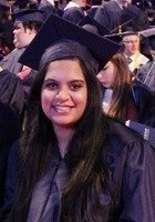 A photo of Apoorva, a tutor from University of Illinois at Chicago