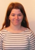 A photo of Amber, a tutor from Wittenberg University
