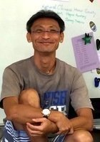 A photo of Paulkey, a tutor from National Chiao Tung University