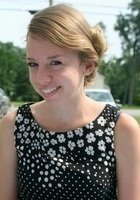 A photo of Emily, a tutor from Houghton College