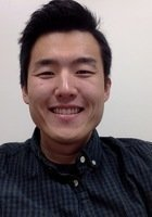A photo of Daniel, a tutor from University of California-Berkeley
