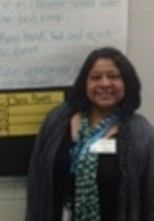 A photo of Patricia, a tutor from Rice University
