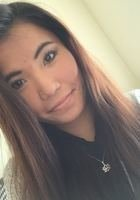 A photo of Rena, a tutor from Rutgers University-New Brunswick