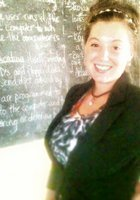 A photo of Kaitlan, a tutor from Northeastern State University