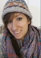 A photo of Melanie, a tutor from Bard College