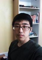 A photo of Chris, a tutor from Yale University