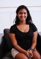 A photo of Swathi, a tutor from Cornell University
