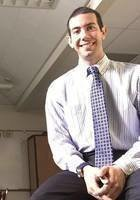 A photo of Justin, a tutor from Montclair State University