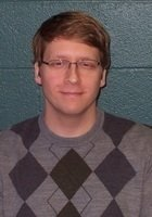 A photo of Alex, a tutor from Emory and Henry College