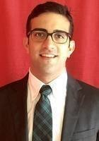 A photo of Mano, a tutor from Boston University