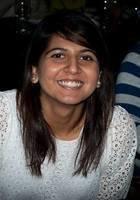 A photo of Eshita, a tutor from Duke University