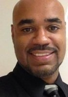 A photo of Malik, a tutor from Fayetteville State University